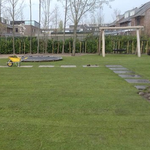 WTW van Dijk - tuinaanleg en onderhoud - speelplaats